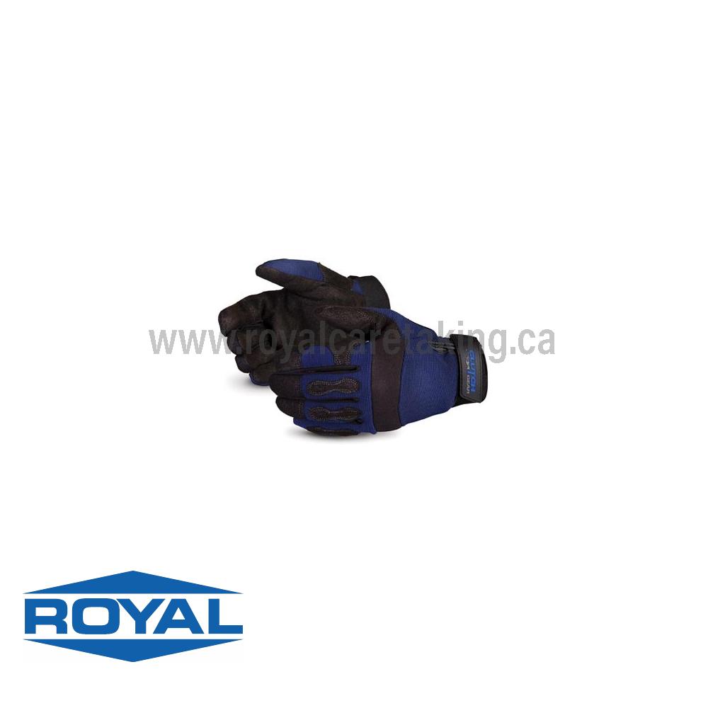 CLUTCH GEAR® Goatskin Leather Mechanics Glove