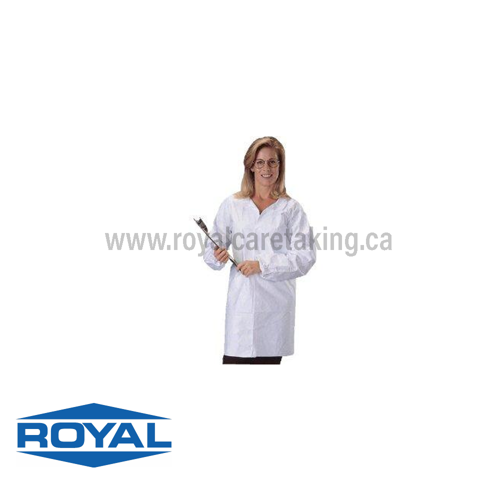 Dupont™ Tyvek® Frock Lab Coat