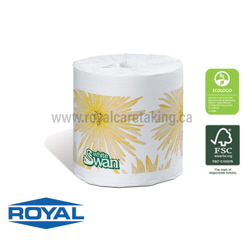 White Swan® 2-Ply Bathroom Tissue - 05144