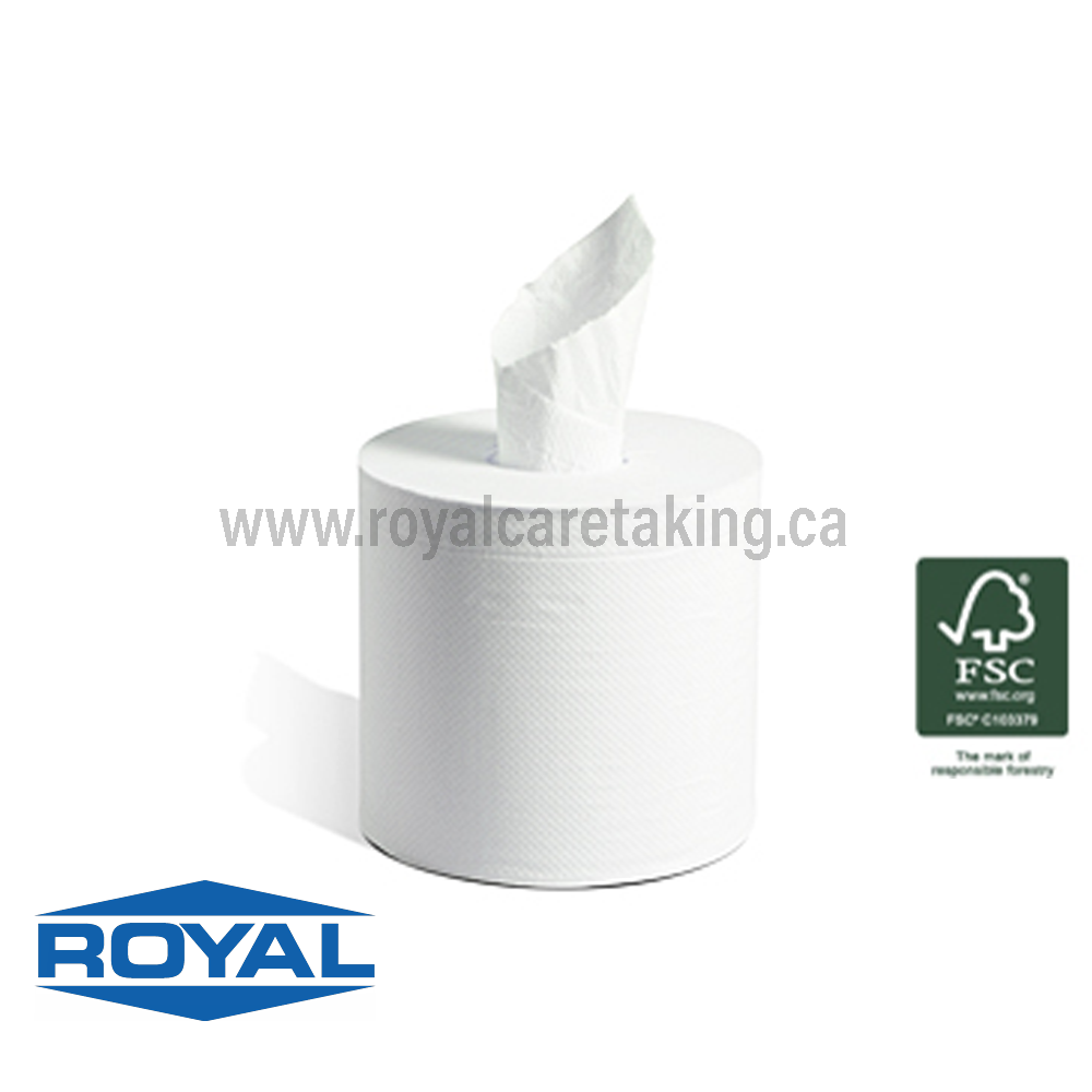 Embassy® Centre Pull Towel, 2-Ply - 01320