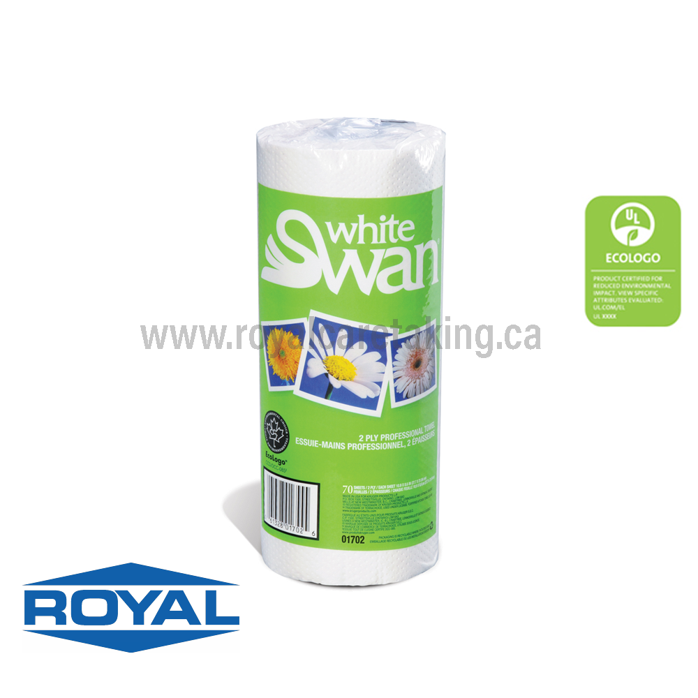 White Swan® Professional Towel (HHT30702) - 01702