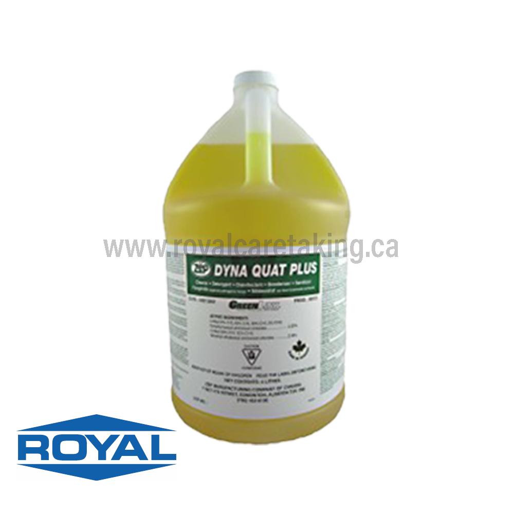 Zep® Dyna Quat Plus Disinfectant