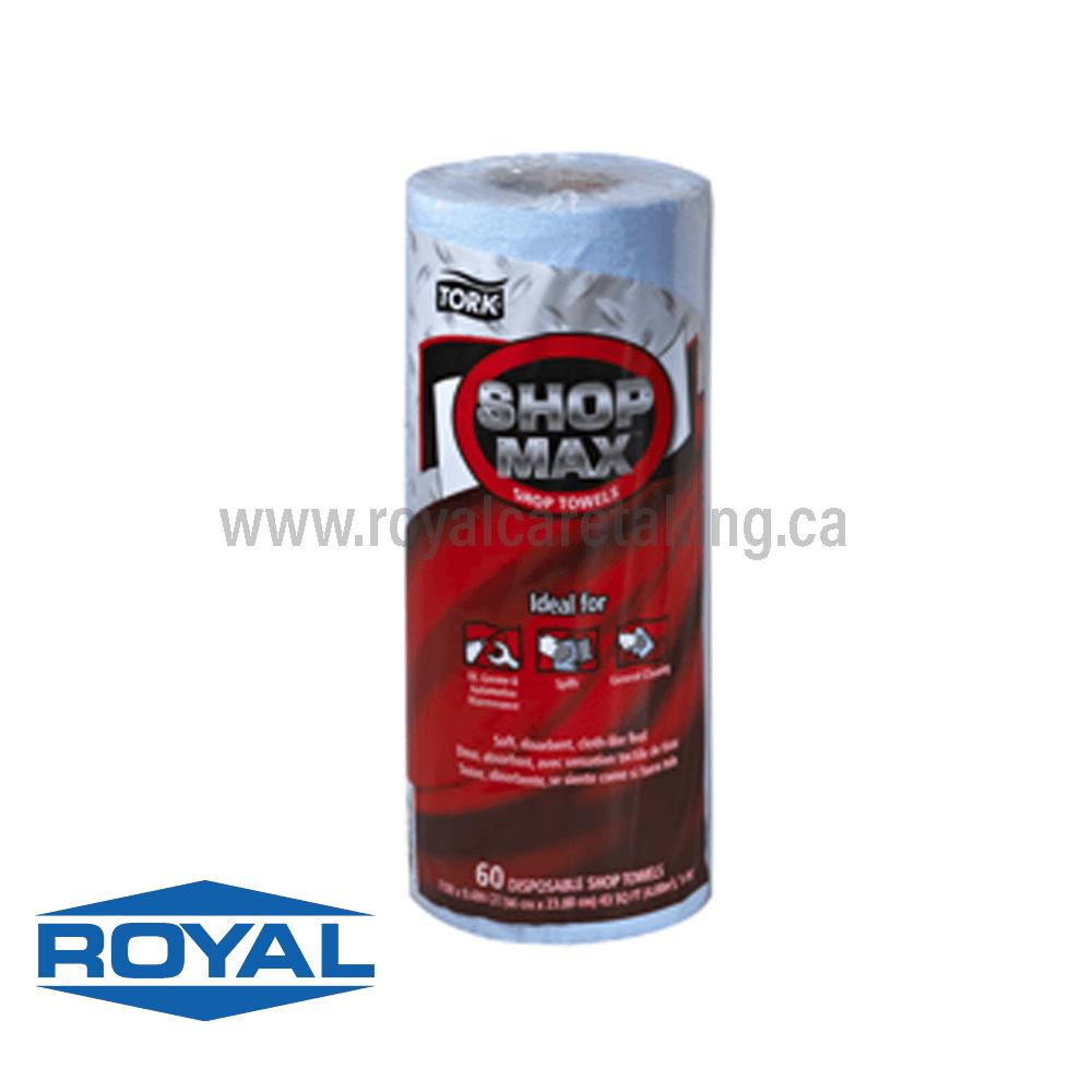 Tork® Advanced ShopMax™ Wiper 450 Roll Towel