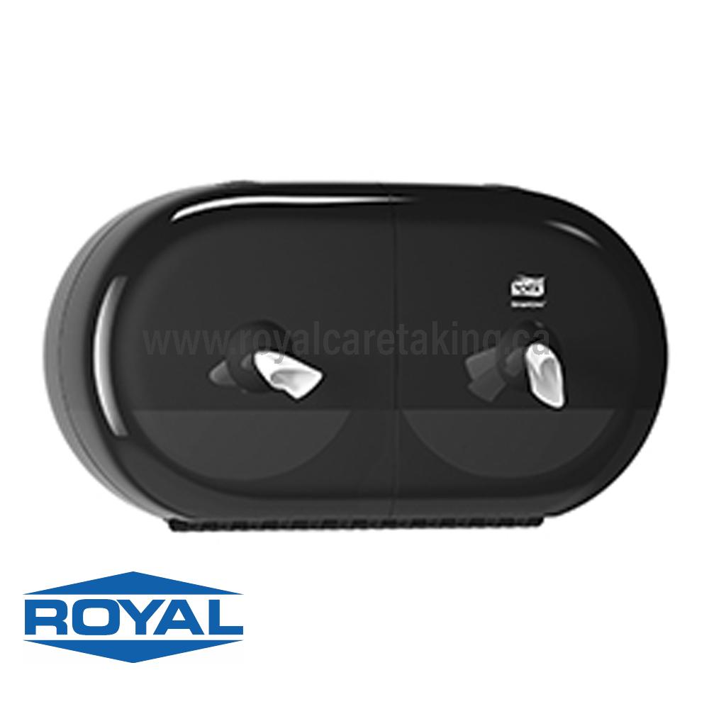 Tork® Elevation® SmartOne™ Twin Mini Bath Tissue Roll Dispenser - 685008