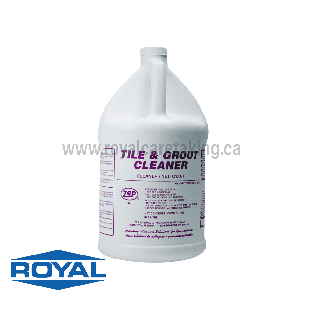 Zep® Tile and Grout Cleaner
