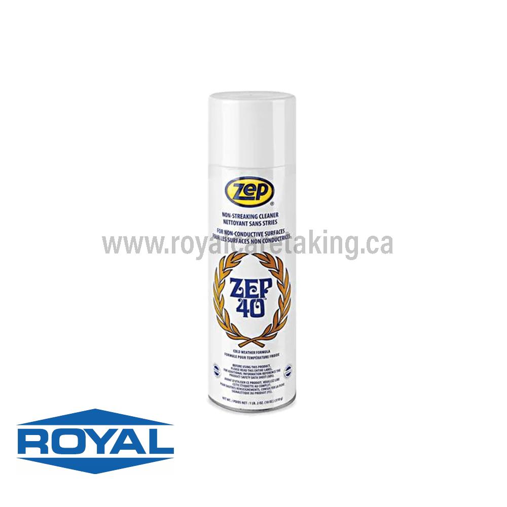 Zep® 40 Non-Streaking Cleaner