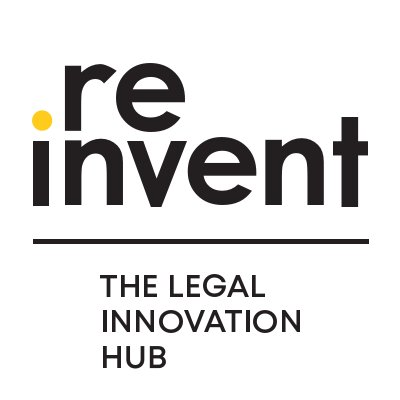 reinvent - the legal innovation hub logo