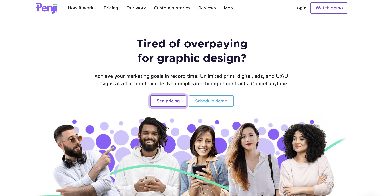 Penji's homepage