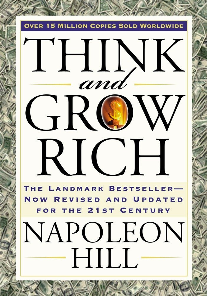 Best business audiobooks #1: Think and Grow Rich