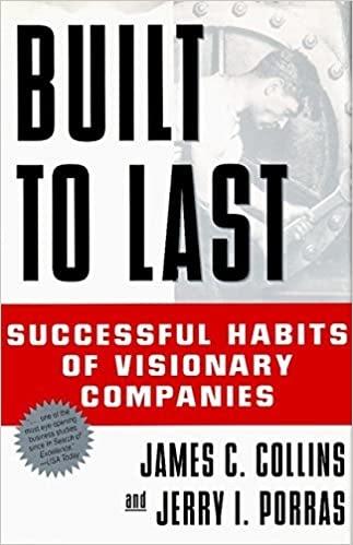 Best audio books for entrepreneurs #8: Built to Last