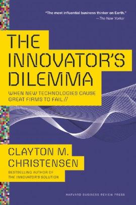 Best business audiobooks #7: The Innovator's Dilemma