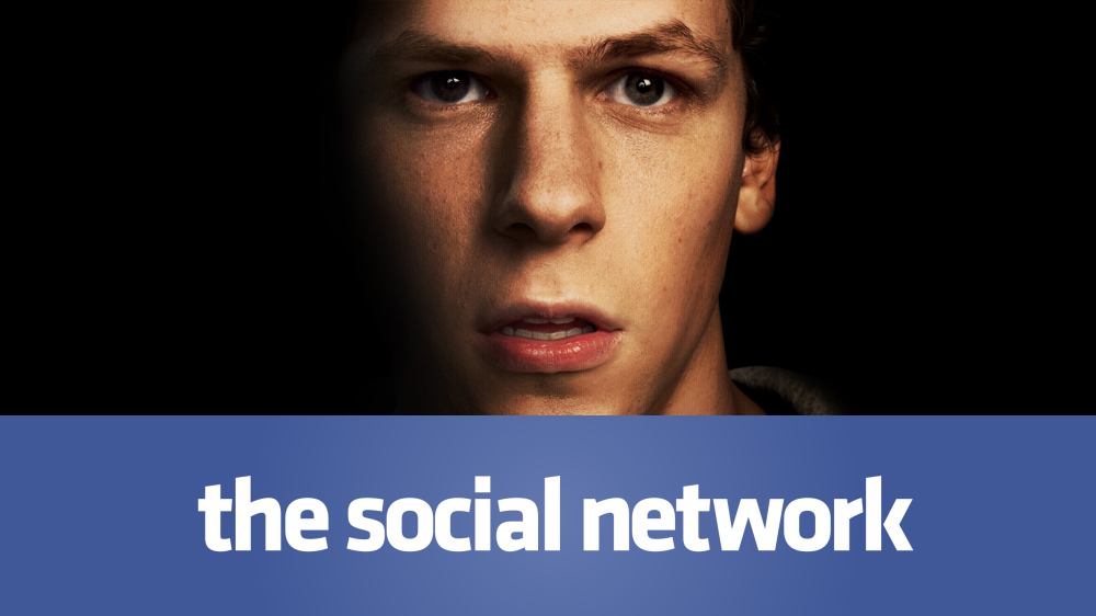 Entrepreneurship movies #5: The Social Network