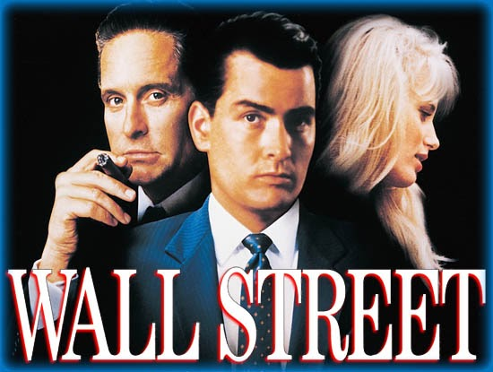 Business movies #7: Wall Street