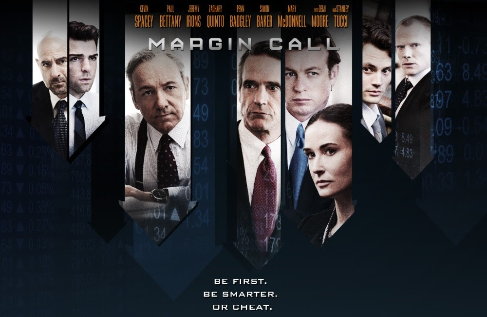 Entrepreneurship movies #17: Margin Call