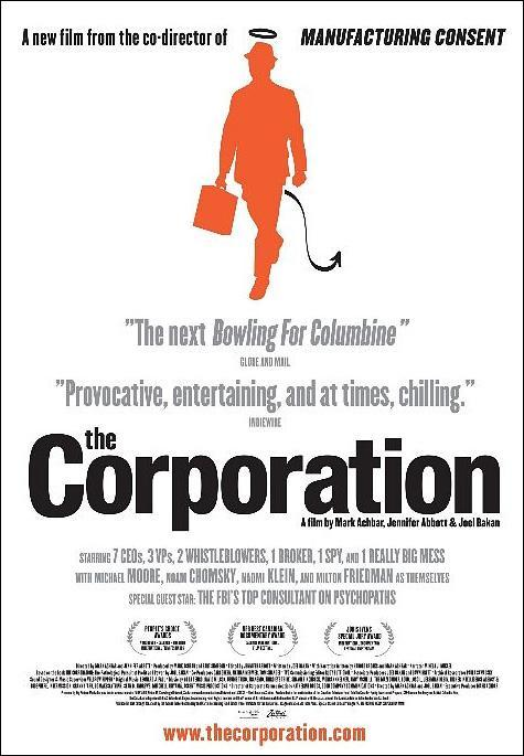 Business movies #25: The Corporation