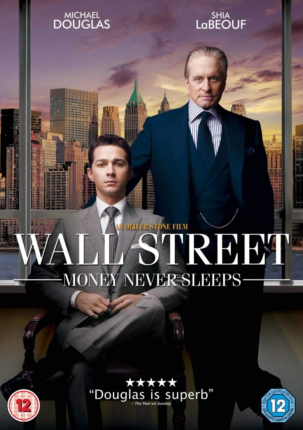Entrepreneurship movies #23: Wall Street: Money Never Sleeps