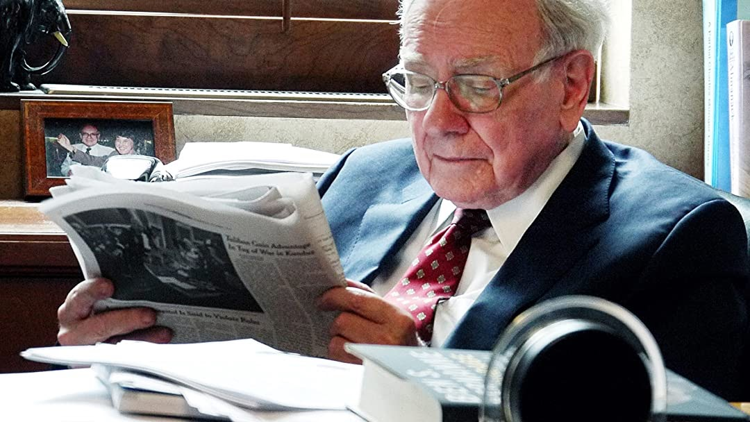 Movies for entrepreneurs #21: Becoming Warren Buffett