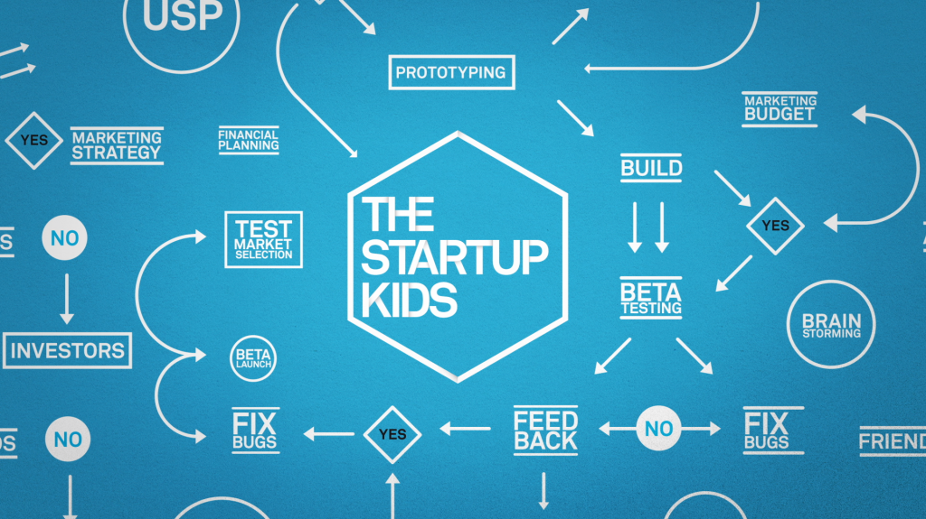 Entrepreneur movies #40: The Startup Kids