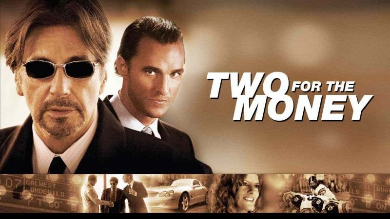 Movies for entrepreneurs #33: Two for the Money