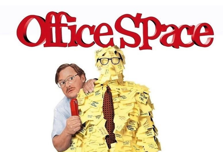 Entrepreneur movies #28: Office Space
