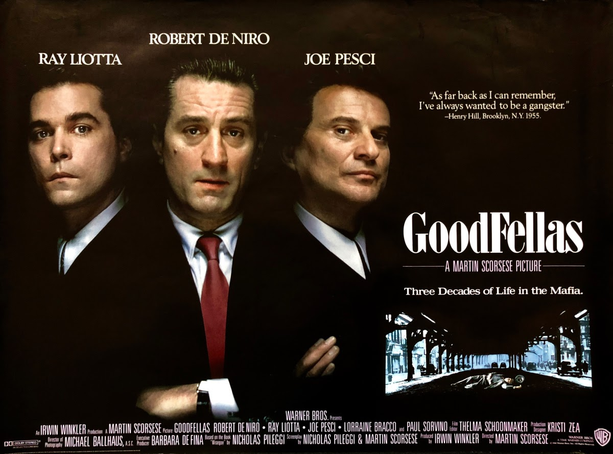 Best business movies #50: Goodfellas