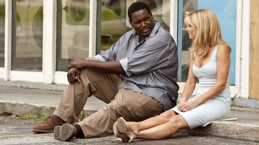 Entrepreneur movies #46: The Blind Side