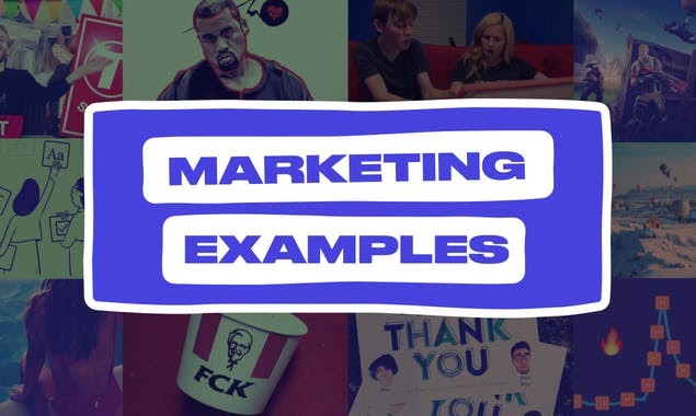 Entrepreneurship blogs #22: Marketing Examples