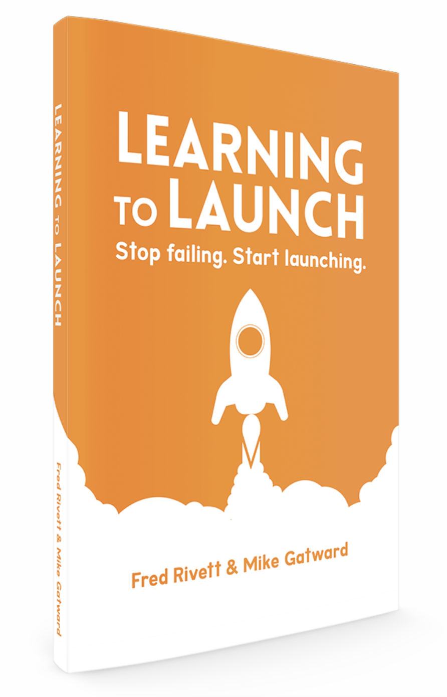 Business book free #12: Learning to Launch