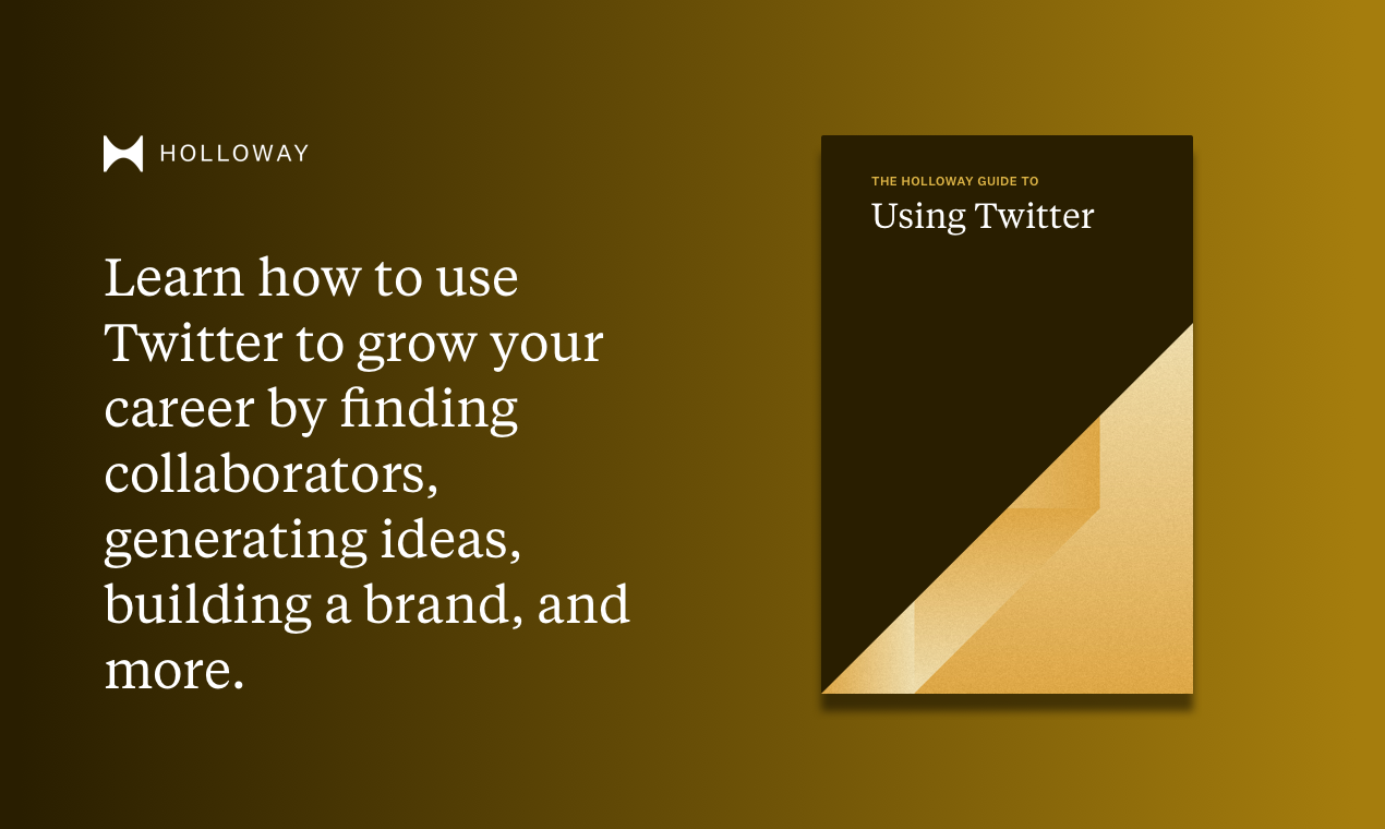 Business book free #17: The Holloway Guide to Using Twitter