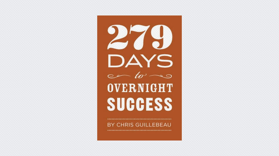 Free business ebook #18: 279 Days To Overnight Success