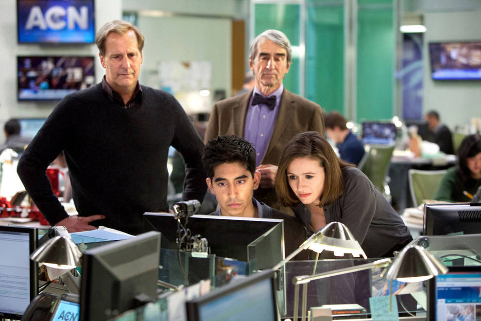 Business TV show #20: The Newsroom