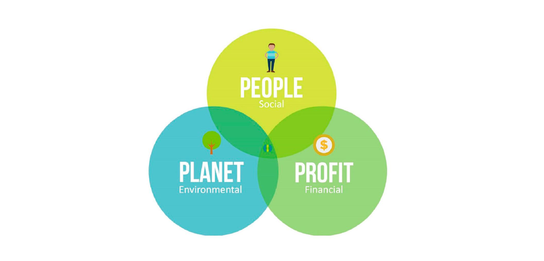 Startup Sustainability Three Spheres