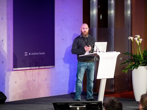 Blockstack Berlin event