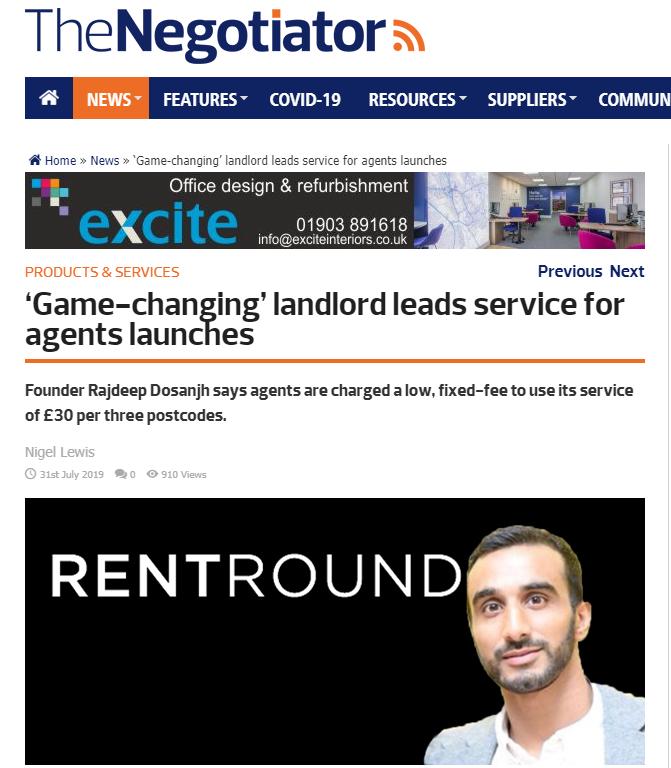 Rent Round PR