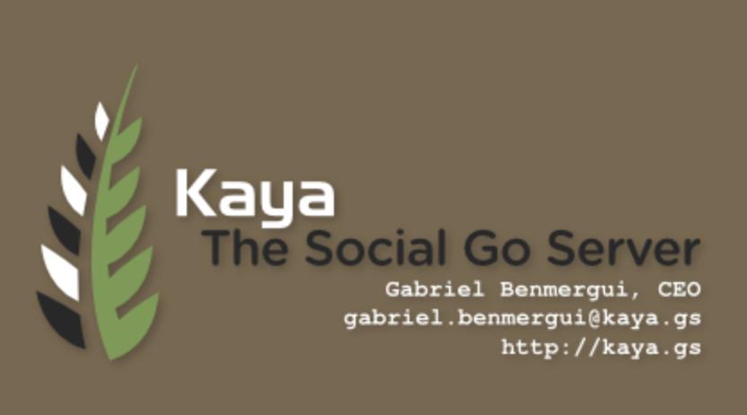 Kaya.gs