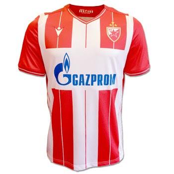 FC Red Star Belgrade's t-shirt