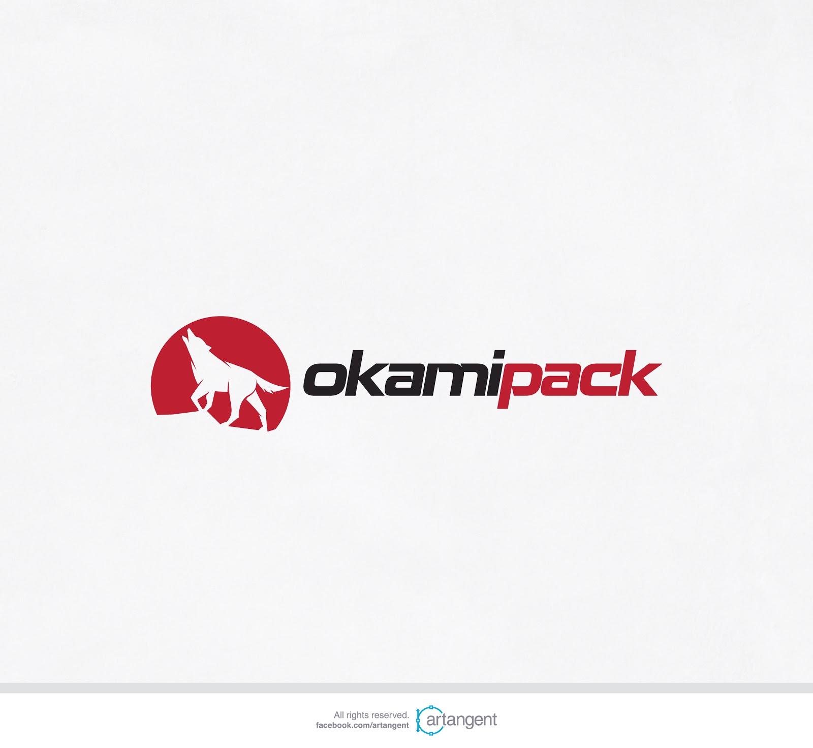 Okami Pack's Logo