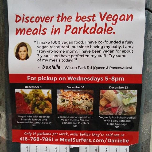 MealSurfer's ad