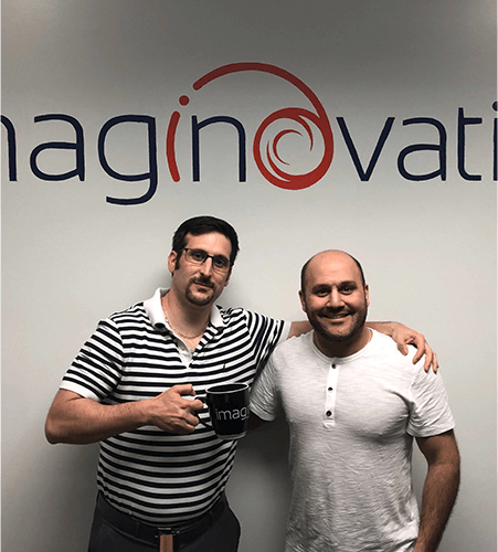 Imaginovation Founders