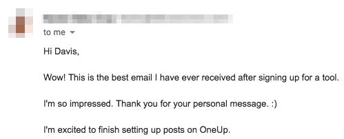 OneUp Response 2