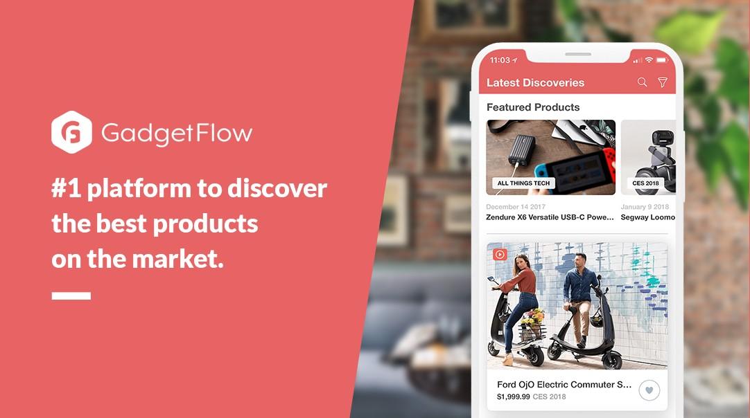 Gadget Flow banner