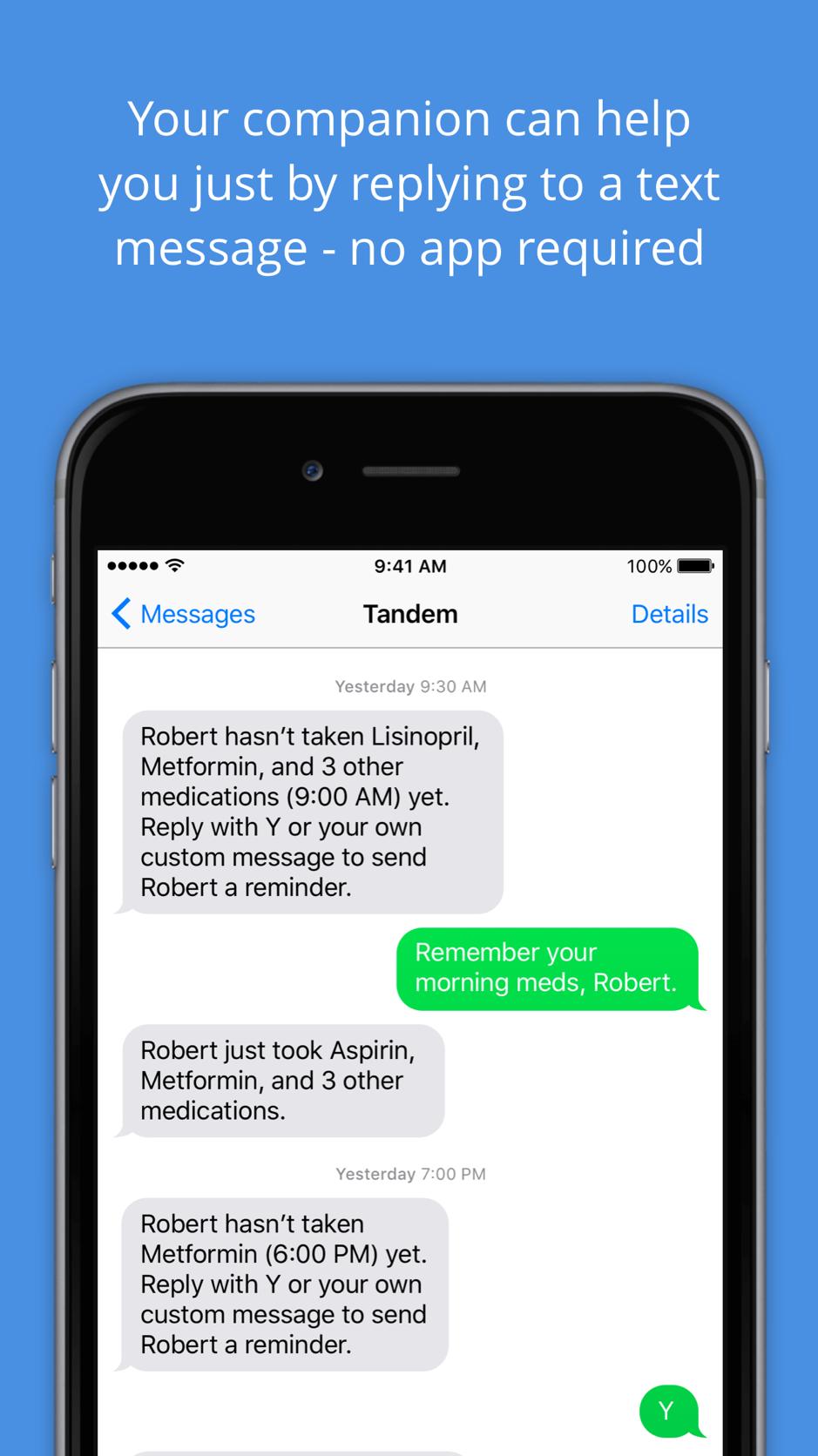 Tandem App Design 2