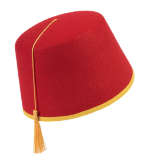 Phez Hat Inspiration