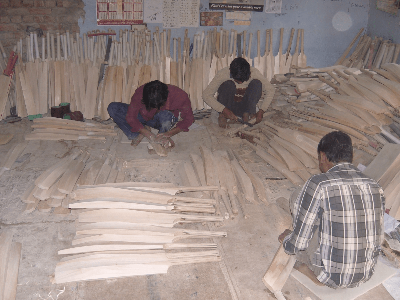 Mongoose Cricket Batmaking Team