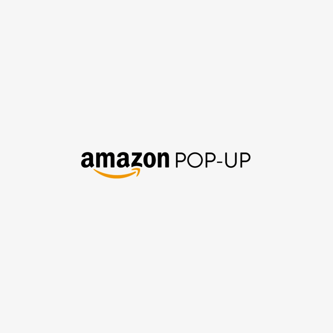 Amazon Pop-up Stores