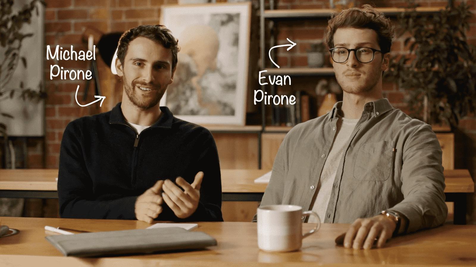 Vidico Co-Founders