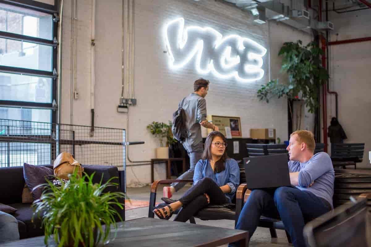 Vice Media Office