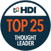 Ben is a HDI Top 25 Thought Leader