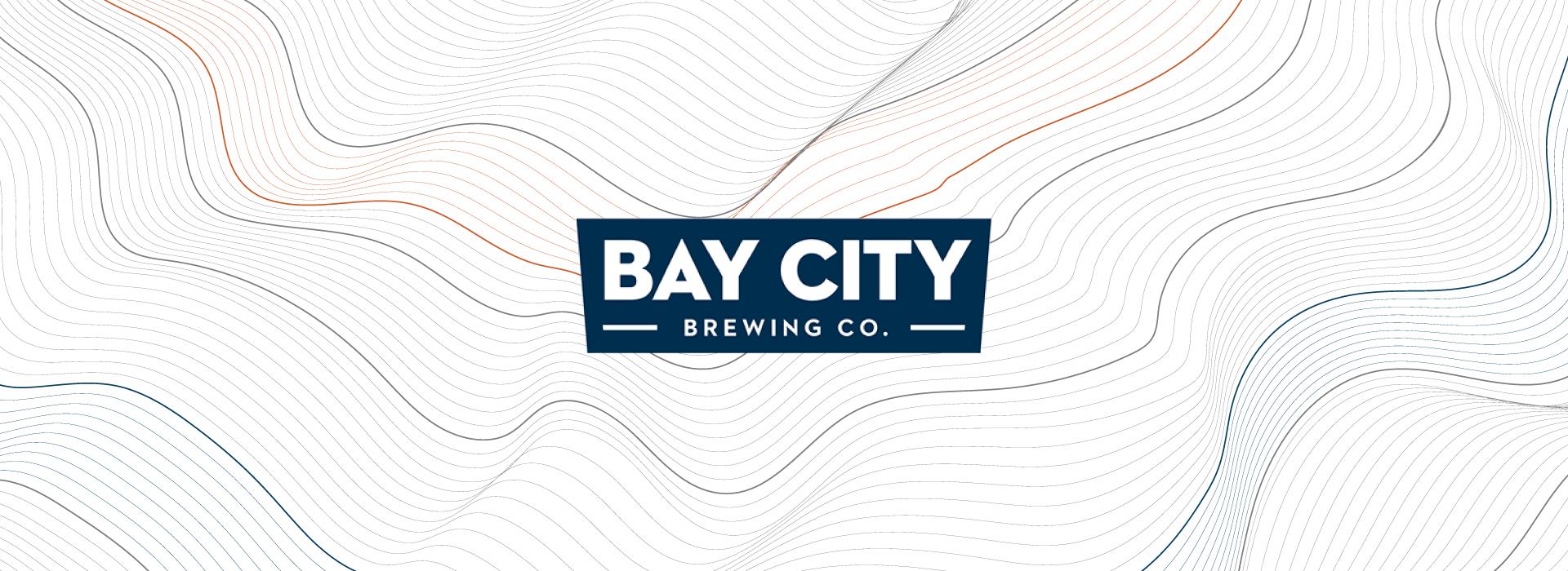 Bay City Brewery banner.