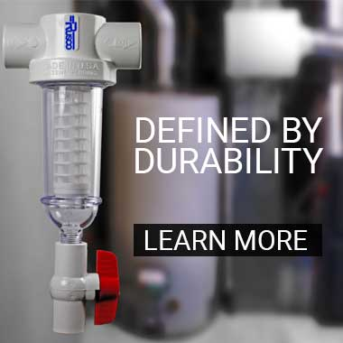 Rusco spin-down filter Defined by Durability